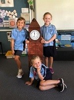 students made Big Ben