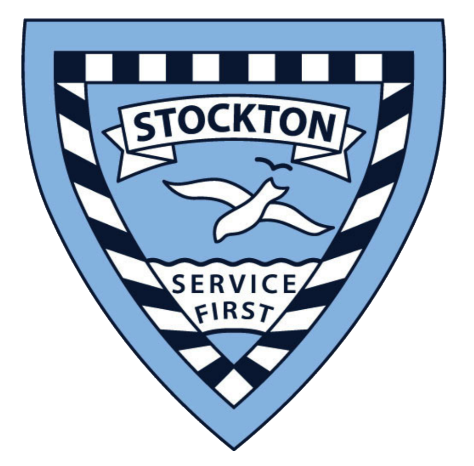 Stockton Public School logo